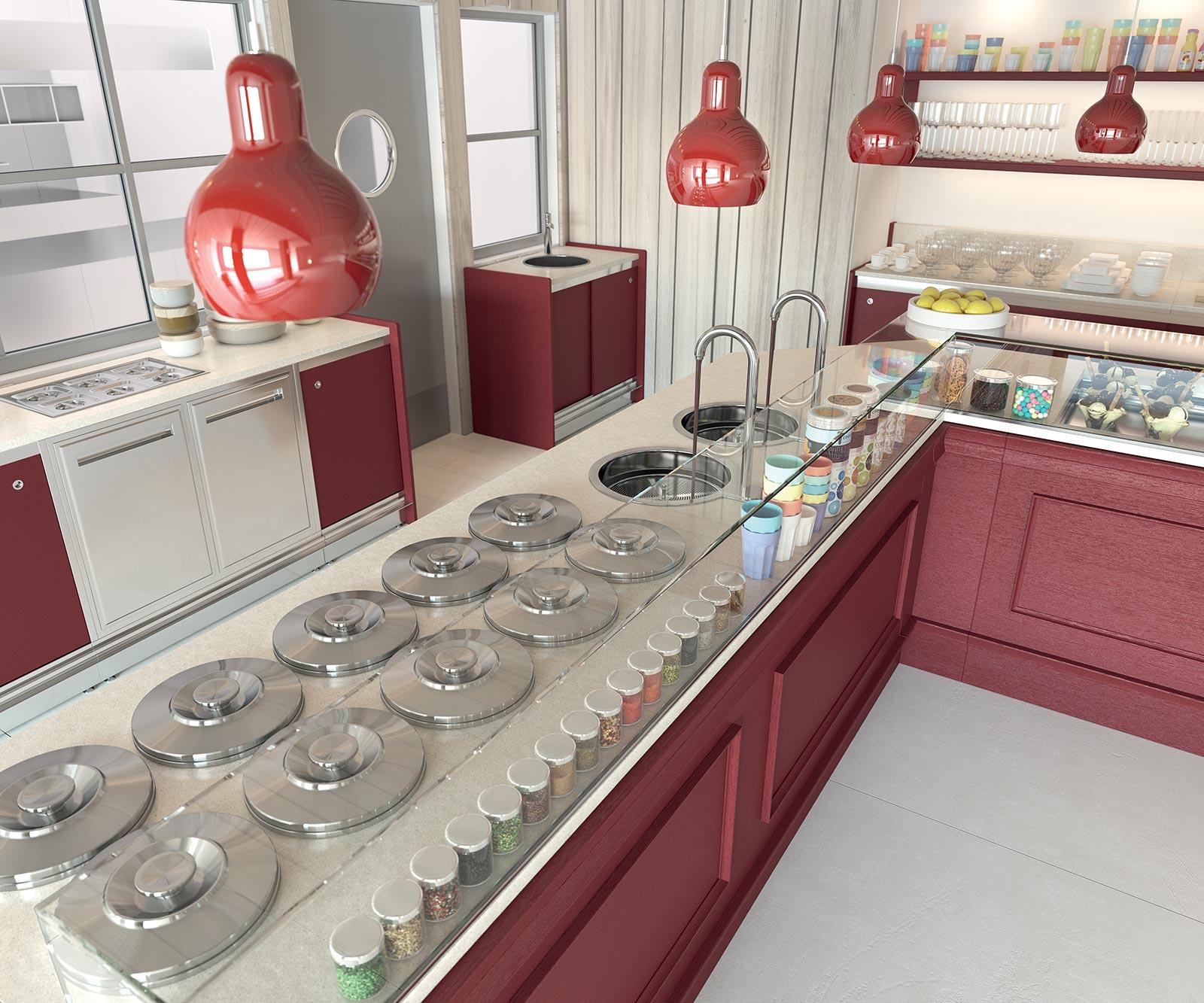 arredamenti e attrezzature per bar ristoranti gelaterie cagliari ... - Negozi Arredamento Zona Cagliari