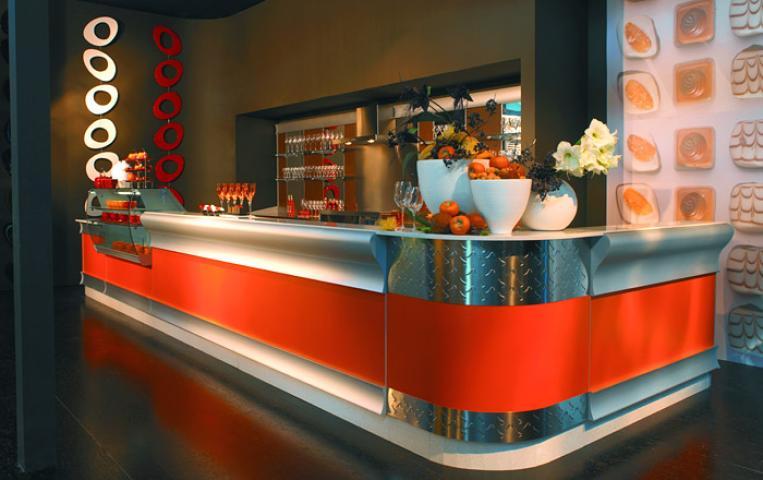 Arredamento bar completo saba arredamenti for Saba arredamenti
